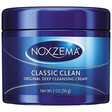 Noxzema Classic Clean Cream Original Deep Cleansing, 2 oz