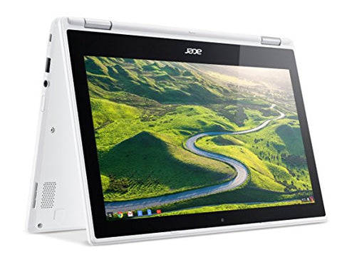 Acer Chromebook R 11 Convertible, 11.6-Inch HD Touch, Intel Celeron N3150, 4GB DDR3L, 32GB, Chrome, CB5-132T-C1LK