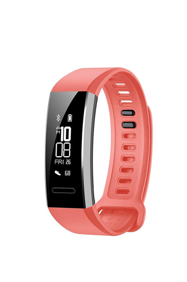Huawei Band 2 Pro All-in-One Activity Tracker Smart Fitness Wristband | GPS | Multi-Sport Mode| Heart Rate | Sleep Monitor | 5ATM Waterproof