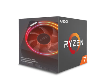 AMD Ryzen 7 2700X Processor with Wraith Prism LED Cooler - YD270XBGAFBOX