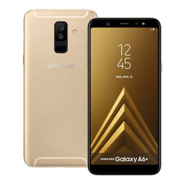 Samsung Galaxy A6 Plus (SM-A605G/DS) 4GB/32GB 6.0-inches LTE Dual SIM Factory Unlocked