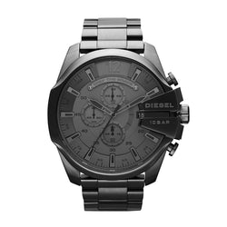 Diesel Men's DZ4282 Mega Chief Gunmetal Watch