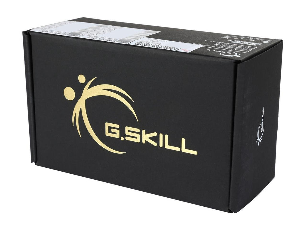 G SKILL TridentZ RGB Series 64GB (8 x 8GB) DDR4 3600Mhz (PC4 28800) CL16  Desktop Memory Model F4-3600C16Q2-64GTZR