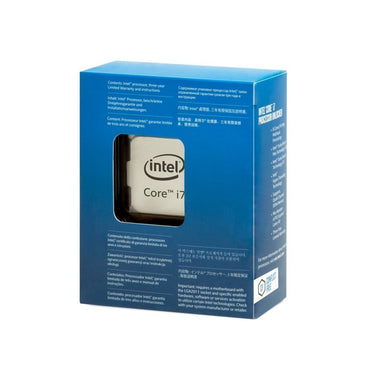 Intel Boxed Core i7-6800K Processor (15M Cache, up to 3.60 GHz) FCLGA2011-3 (BX80671I76800K)