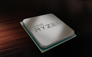 AMD Ryzen 5 1600 Processor with Wraith Spire Cooler (YD1600BBAEBOX)
