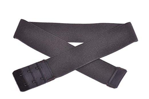 The InfinityBelt Women's Stretchable Elastic No-buckle Belt