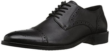 206 Collective Men's Georgetown Leather Cap-Toe Oxford