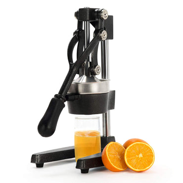 CO-Z/ZENY Commercial Grade Manual Citrus Juicer, Oranges Lemons Pomegranates