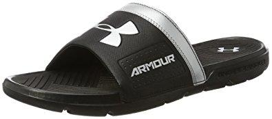 Under Armour Men's Playmaker VI Slides Cross-Trainer Shoe