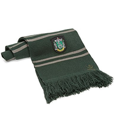 "Harry Potter Scarf By Cinereplicas ? 74"" ? Ultra Soft Fabric ? Zip Bag"