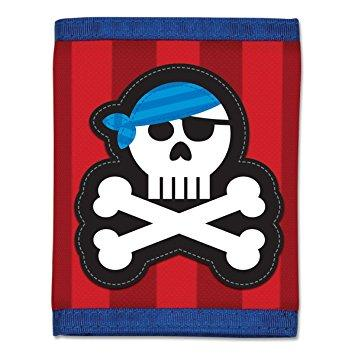 Stephen Joseph Wallet, Pirate