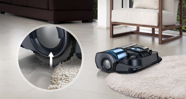 Samsung  POWERbot SR2AJ9040W Wi-Fi Robot Vacuum, Works with Amazon Alexa