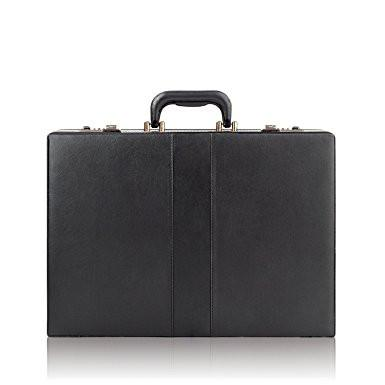 Solo Grand Central Attaché, Hard-sided with Combination Locks