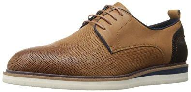 Zanzara Men's Homer Oxford, Cognac, 9 M US