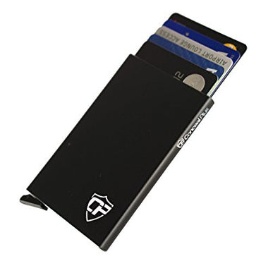 Card Blocr RFID Blocking Wallet Credit Card Holder Slim Front Pocket Design