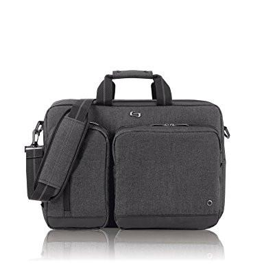 Solo Duane 15.6 Inch Laptop Hybrid Briefcase Backpack