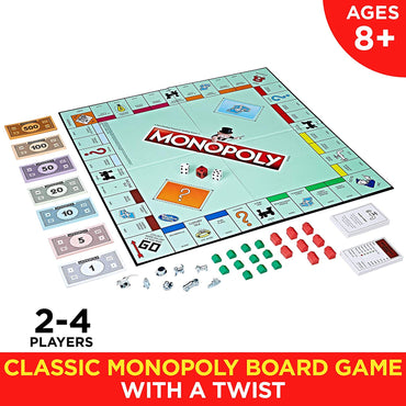 Monopoly Speed Die Edition Board Game