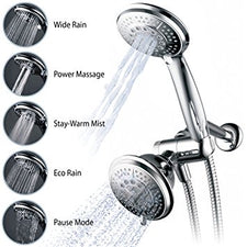 Bathtub faucets and Showerheads