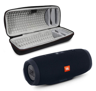 JBL Charge 3 Portable Wireless Bluetooth Speaker Bundle with Protective Case
