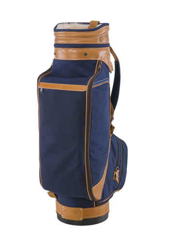 BELDING American Collection XL Staff Bag, 9.5-Inch, Navy