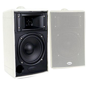 Klipsch KHO-7 Outdoor Loudspeaker (Pair, White)