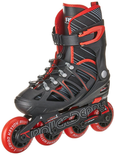 Roller Derby Boy's Stinger 5.2 Adjustable Inline Skate