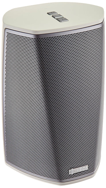Denon HEOS 1 HS2 New Hi-Res Audio, Compact, Portable Wireless Bluetooth Speaker with Amazing Sound (Updated Version), works with Alexa