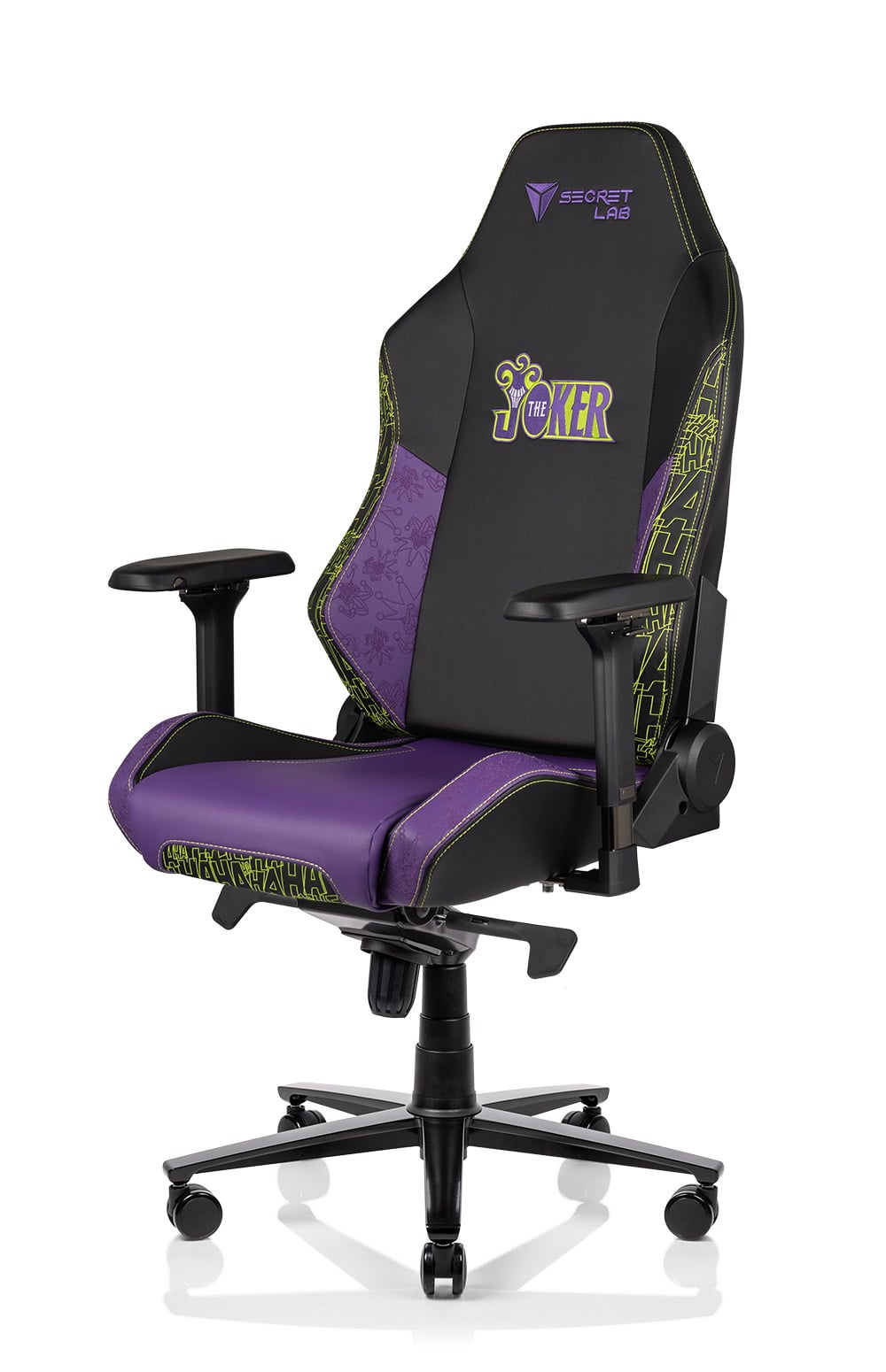 Secretlab OMEGA Series- The Joker Special EditionGaming Chair