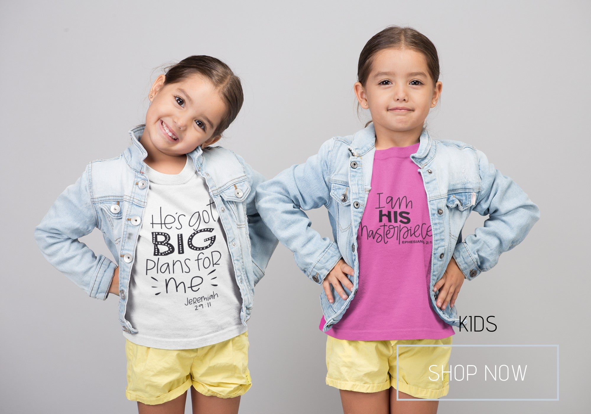 Buy Christian T Shirts for Girls Online India