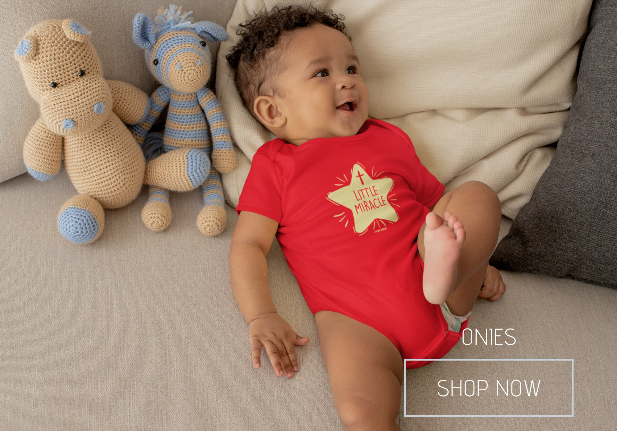 Buy Christian Tees for Babies Online India