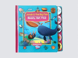 BSI Jonah and the Big Fish Ready, Set, Find