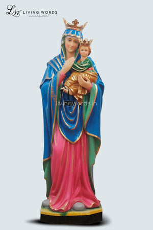 Fatima Studio Our Lady of Perpetual Help  6 Feet