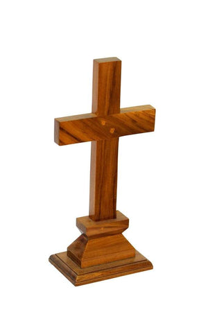 Living Words Church Articles Wooden Cross