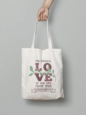 Living Words Love - Tote Bag