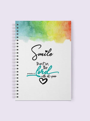Living Words Smile - NotePad