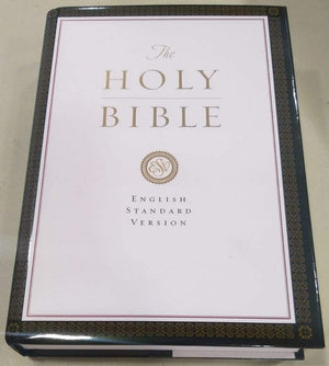 Living Words The Holy Bible ESV