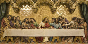Living Words Wall Decor The Last Supper - LP2