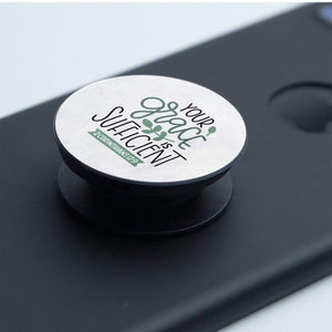 Living Words Your grace is sufficient - Pop Socket