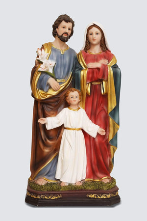 St. Pauls Holy Family 16 Inch