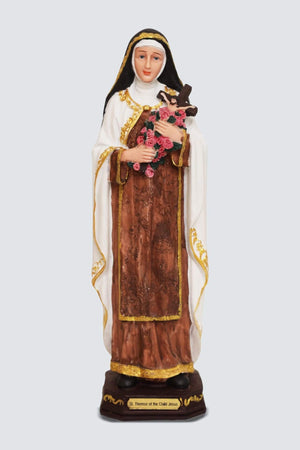 St. Pauls St. Therese of Lisieux 12 Inch