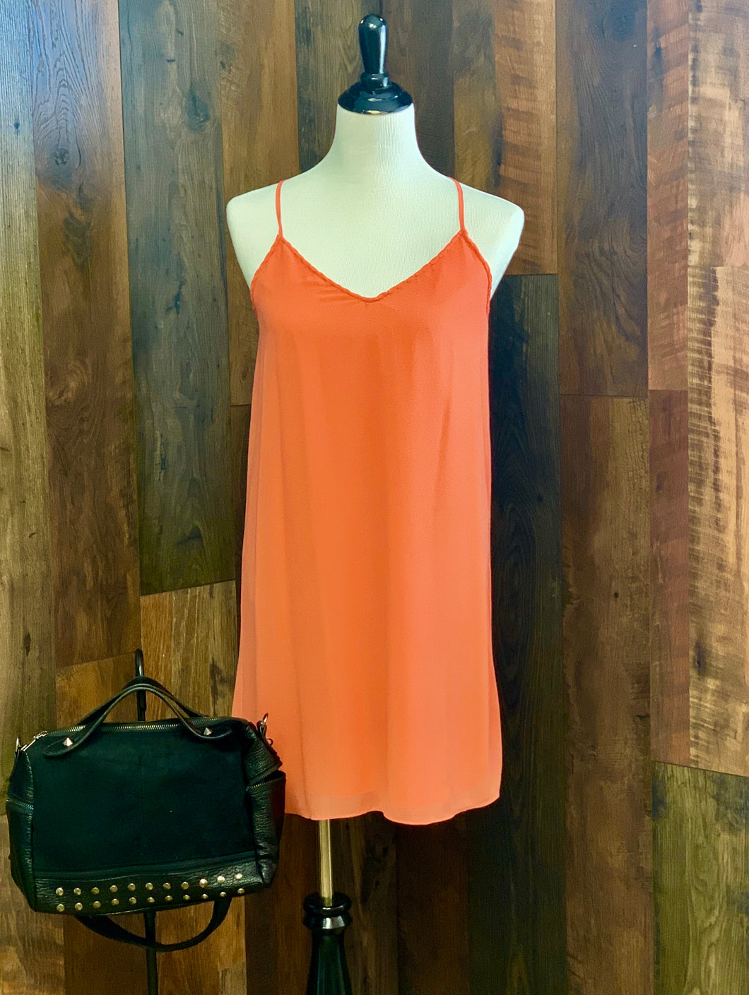 Peachy Cami Dress
