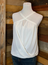 Load image into Gallery viewer, Criss Cross Neck Top -  3 Colors