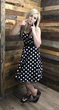 Load image into Gallery viewer, Pin up Girl Dress
