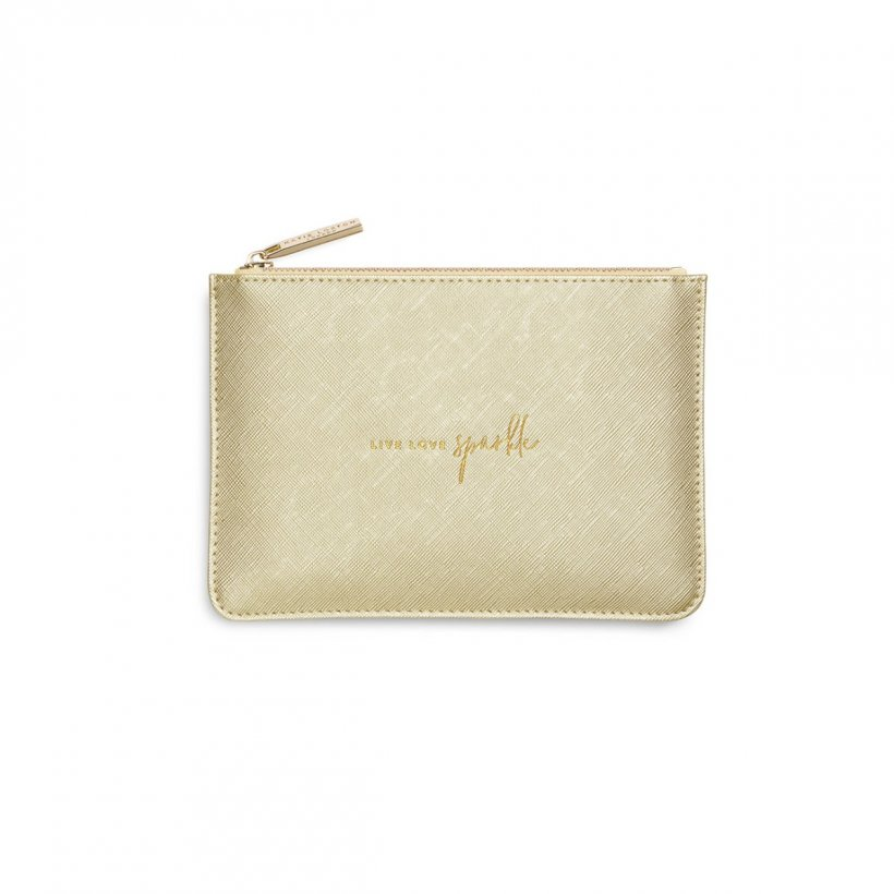 Petite Perfect Pouch - Live Love Sparkle -  Katie Loxton