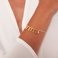 Load image into Gallery viewer, Farah Fringe Bracelet