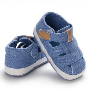 Boys Soft Moccasins