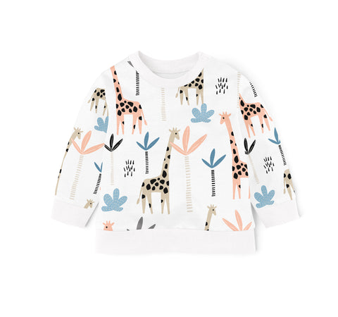 Giraffe Sweat Shirt