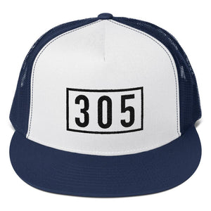 305 Classic Trucker Cap - 305 Clothing Co.
