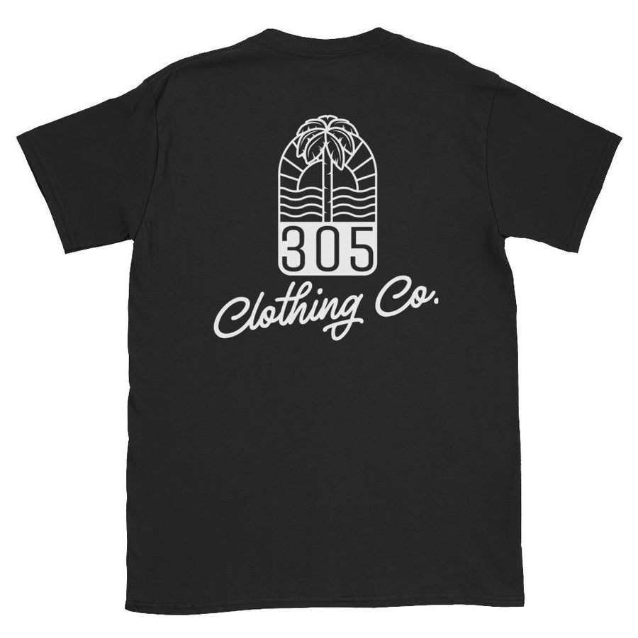 305 Clothing Co. Miami Florida Double-Sided Unisex T-Shirt - 305 Clothing Co.
