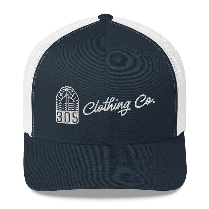 305 Clothing Trucker Cap - 305 Clothing Co.